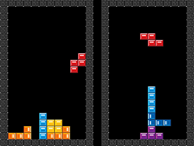 Tetris tests your logical thinking more than most other arcade games. It require
